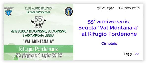 55 Scuola Val Montanaia