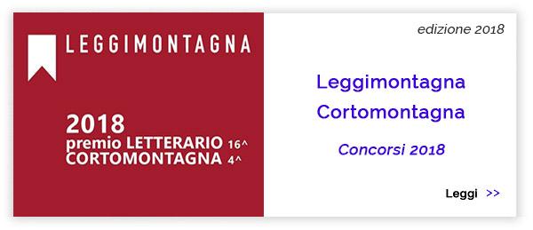 Leggimontagna Cortomontagna 2018