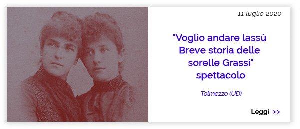 Sorelle Grassi - Tolmezzo 11-07-2020