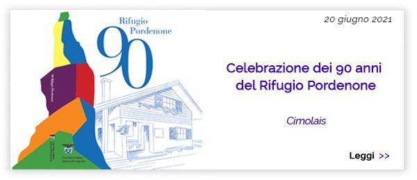 Celebrazione Rifugio Pordenone